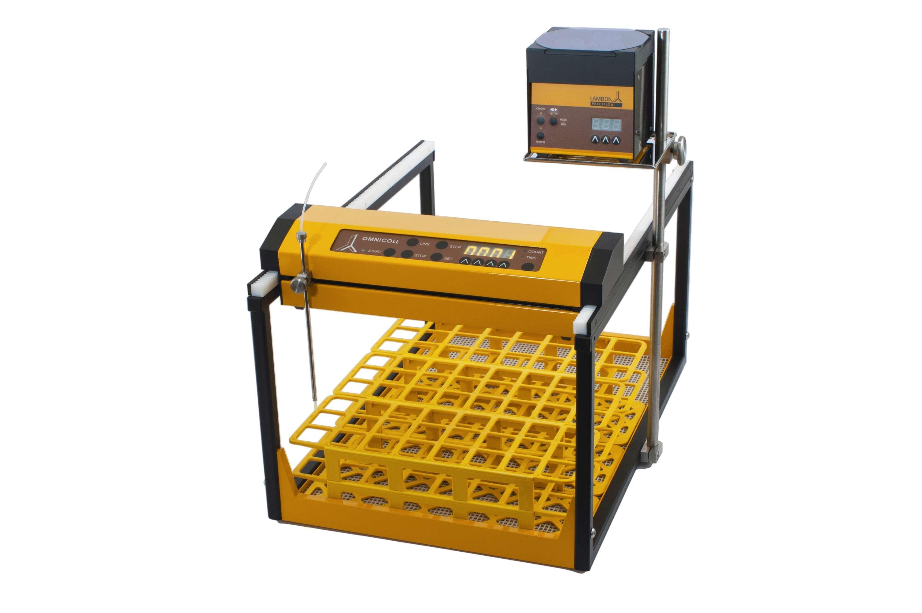 Échantillonneur: LAMBDA OMNICOLL avec pompe